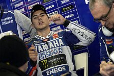 MotoGP - Operation am Samstag: Lorenzo: Kein Start am Sachsenring