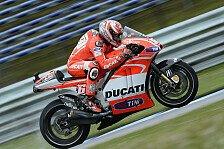 MotoGP - Lieblingsstrecke Sachsenring: Nicky Hayden
