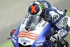 MotoGP - Niederlande-GP hinterlie� keinen Schaden: Lorenzo l�sst sich durchchecken