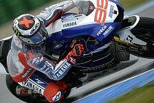 MotoGP - Start nur nach Freigabe der �rzte: Lorenzo kommt zur�ck nach Assen