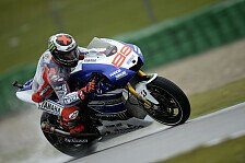 MotoGP - Start zun�chst im Warm-Up: Lorenzo erh�lt gr�nes Licht