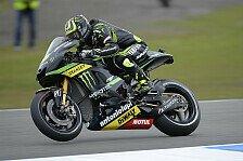 MotoGP - Kein einfaches Qualifying: Crutchlow: Vom Kiesbett in Reihe eins