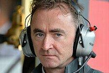 Formel 1 - Das aktuelle Auto weiter pushen: Lowe: Fokus auf W04-Weiterentwicklung