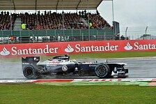 Formel 1 - Gleiche Konfiguration im Qualifying: Abgespecktes Programm bei Williams