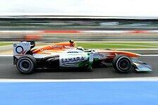 Formel 1 - Nicht warten, bis etwas passiert: Sutil sieht Handlungsbedarf