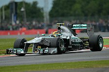Formel 1 - Silber-Pole in Silverstone?: Gro�britannien GP: Das Qualifying im Live-Ticker