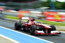 Formel 1 - Perez-Reifenschaden war haarscharf: Alonso: Ein gl�ckliches Rennen f�r uns