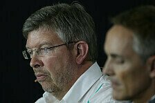 Formel 1 - Kommt jetzt Ross Brawn?: Kommentar: Whitmarsh auf dem Abstellgleis
