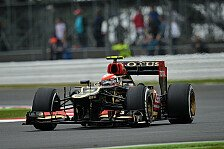 Formel 1 - Besch�digter Frontfl�gel f�hrt zu Aufgabe: Scharfe Pirelli-Kritik von Grosjean