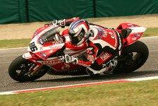 Superbike - Checa kann sich zweiten Sturz nicht erkl�ren: Badovini ist auf der Heimstrecke gl�cklich