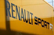 Formel 1 - Homologation noch nicht abgeschlossen: Danner: Renault hat sich blamiert