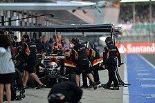 Formel 1 - Red Bull zur�ck an der Spitze: Silverstone: Die Boxenstopp-Analyse