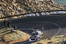 Mehr Rallyes - Wie eine Kanonenkugel: Loeb: Pikes Peak das Rennen des Jahres