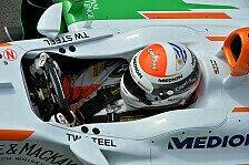 Formel 1 - Sicherheit steht im Vordergrund: Sutil: Punkte auf dem N�rburgring