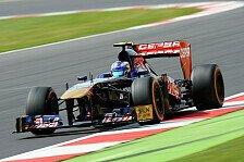 Formel 1 - Falsche Strategie und Reifenschaden: Verpasste Gelegenheit f�r Toro Rosso