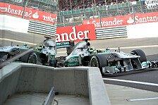 Formel 1 - F�hlt sich nicht so schnell an wie es ist: Rosberg: Der Sieg ist unrealistisch