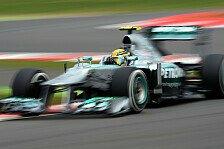 Formel 1 - Immer noch nicht perfekt: Hamiltons �nderungen zahlten sich aus
