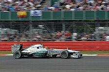 Formel 1 - W04 ein gro�artiges Auto: Lowe hofft auf Reifen-Wendepunkt
