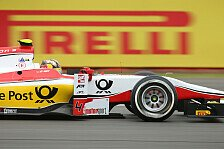 GP2 - Daniel Abt über sein Silverstone-Wochenende