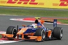 GP2 - Willkommen in der letzten Reihe: Strafen-Orgie nach Monza-Qualifying