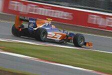 GP2 - Podiumsaussichten zum Heimrennen: Hilmer Motorsport: Hohe Ziele ganz ohne Druck