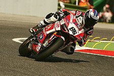 Superbike - Checa wei� sich keinen Rat: Badovini ist nicht gl�cklich �ber seine Ergebnisse