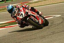 Superbike - Kein Limit im Wissen: Carlos Checa