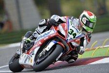 Superbike - Das ist Racing: Giugliano kassiert einen Nuller