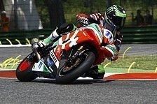 Motorradsport - WSS - Lowes holt die Freitagspole