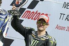 MotoGP - Freude �ber Podium: Crutchlow: Habe mein Bestes gegeben