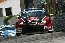 WTCC - Engstler in der Mauer: Huff Schnellster im Macau-Test