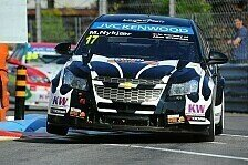 WTCC - Erster Einsatz in Budapest: Nika Racing steigt in die Saison ein