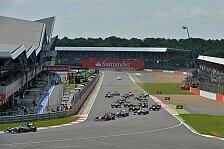 Formel 1 - Mercedes haushoher Favorit: Vorschau: Gro�britannien GP