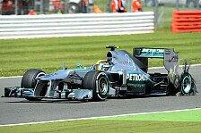Formel 1 - Die letzten 10 Rennen in Silverstone