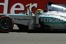 Formel 1 - Zu den Stewards beordert: Rosberg verwarnt - Sieg bleibt erhalten