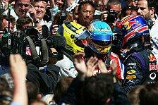 Formel 1 - Reifen, Rosberg & die Roten: Fan-Forum: Silverstone aus Sicht der User