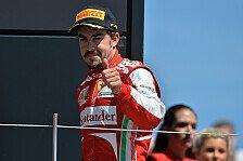 Formel 1 - Fragen Sie doch mal Paul Hembery...: Alonso macht Druck: Pirelli ist am Zug