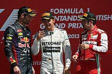 Formel 1 - Die unendliche Geschichte: Rosberg-Sieg durch Extra-Test?