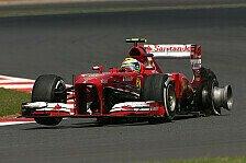 Formel 1 - M�ssen unsere Situation schnell verstehen: Domenicali: Rivalen mit Fortschritt - wir nicht