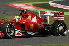 Formel 1 - Mercedes im engeren Favoritenkreis: Surer : Es wird keine Reifenplatzer geben