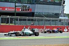 Formel 1 - Nur darauf aufmerksam gemacht: Red Bull meldete Rosberg der Rennleitung