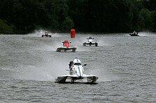ADAC Motorboot Cup - Viertes Saisonrennen auf der Talsperre Kriebstein: Soloauftritt f�r den ADAC Motorboot Cup