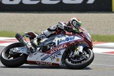 Superbike - Rang drei im ersten Qualifying: Giugliano auch in Silverstone schnell
