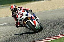 Superbike - Rea und Haslam am Tagesende zufrieden: Schleppender Start bei Honda