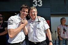 Formel 1 - Alleine Brawn entscheidet �ber Abgang: Wolff: Ross is the Boss