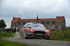 WRC - Waliser als Entwicklungsfahrer bei M-Sport: Evans testet neuen Fiesta R5