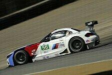 USCC - Zweiter GT-Sieg f�r den neuen BMW Z4: M�ller & Edwards triumphieren in Lime Rock
