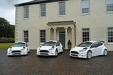 WRC - Zwei Boliden pro Woche: M-Sport liefert erste Ford Fiesta R5s an Kunden