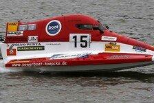 ADAC Motorboot Cup - Dramatisches Finale in D�ren: K�pcke kr�nt sich zum Meister