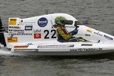 ADAC Motorboot Cup - Sieg in Kriebstein: Lauscher schl�gt im Titelkampf zur�ck